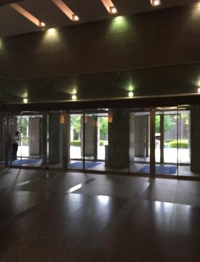 恵比寿プライムスクエアタワーの内装