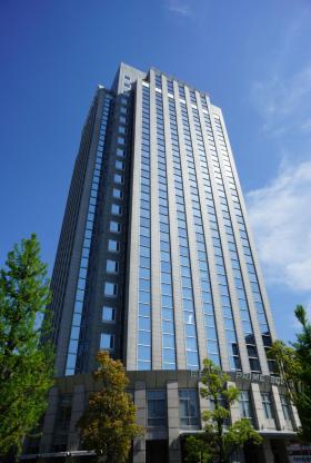 恵比寿プライムスクエアタワーの外観写真