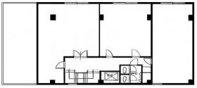 第一文成ビル:基準階図面