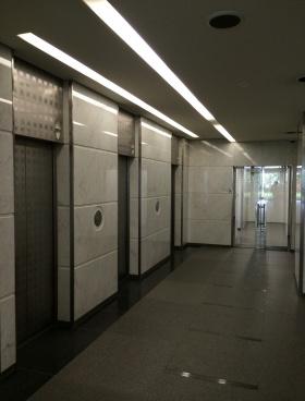 リバーサイド品川港南ビルの内装