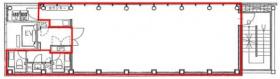 GINZA-2:基準階図面