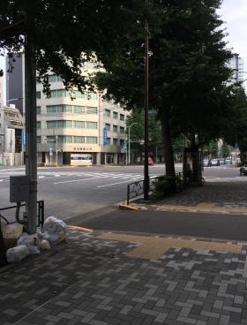 住友商事錦町ビルの内装