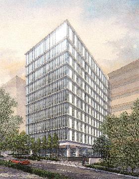 麹町三葉ビルの外観写真