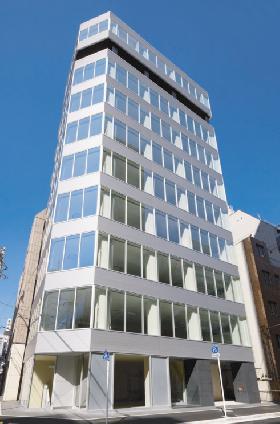 神田橋PR-EXビルの外観写真
