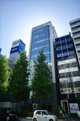 ヒューリック神田橋ビルの外観写真