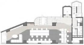 ガーデンクロス新宿御苑(内藤町三洋)ビル:基準階図面