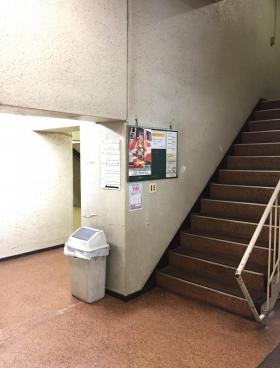 細川ビルの内装