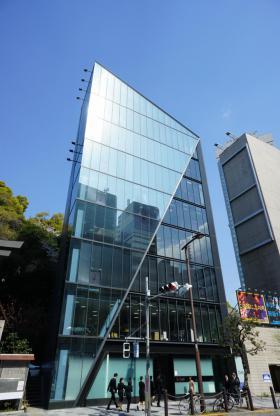 永田町SRビルのエントランス