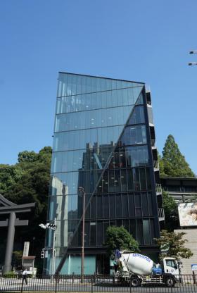 永田町SRビルの外観写真