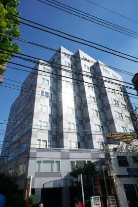 ユニゾ高田馬場看山ビルの外観写真
