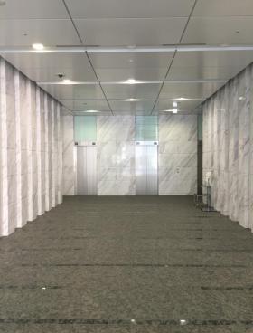 明産西新橋ビルの内装