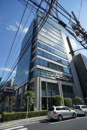 明産西新橋ビルの外観写真
