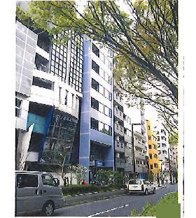 江戸川橋東誠ビルの外観写真