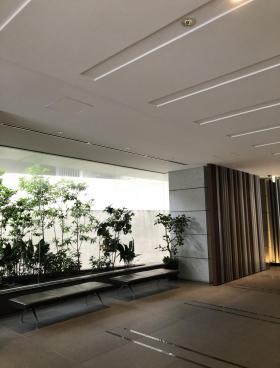 目黒東急ビルの内装