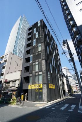 プレイアデ虎ノ門ビルの外観写真