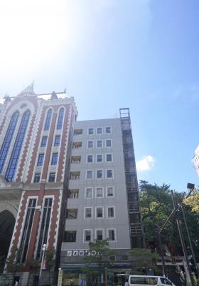 三田東門ビルの外観写真