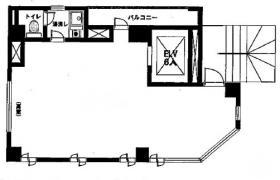 シモミチビル:基準階図面