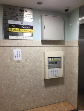 Y・A三田ビルの内装