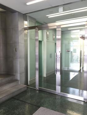 神田大木ビルの内装