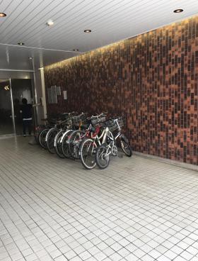 高田馬場ヒルサイドパレスビルの内装