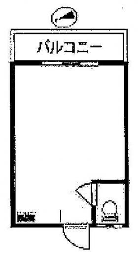 寿ビル:基準階図面