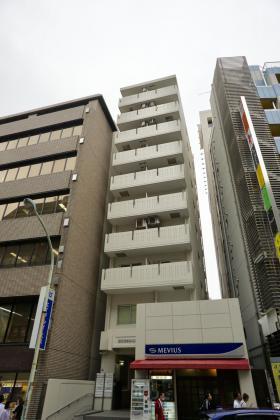 藤和高田馬場コープⅡビルの外観写真