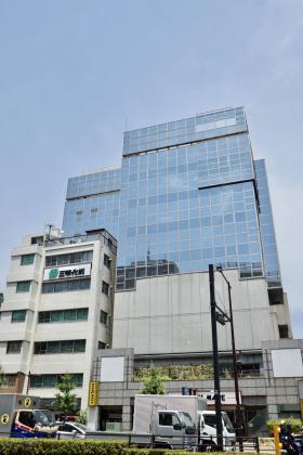 KSS五反田ビルの外観写真