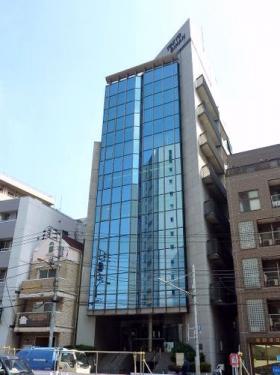 西五反田プレイス(旧:東京技販)ビルの外観写真