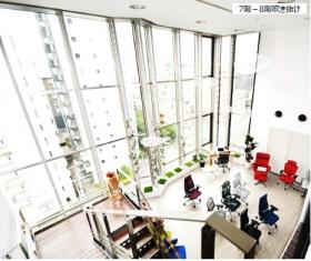 西五反田プレイス(旧:東京技販)ビルの内装