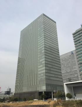 横浜三井ビルディングの外観写真