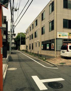 オオタケ第5ビルの内装
