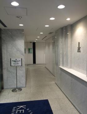 神田木原ビルの内装