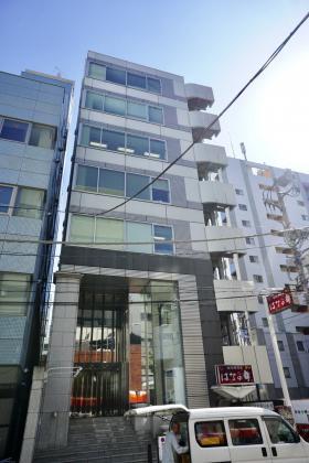 神田木原ビルの外観写真