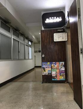 岡本ビルの内装