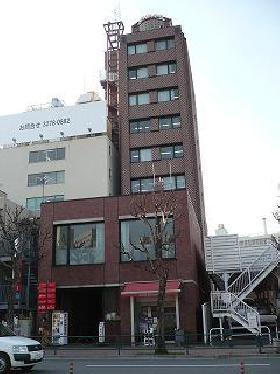 近代科学社ビルの外観写真