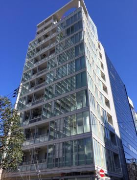 エクシーナ四谷ビルの外観写真