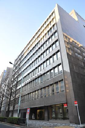 東京天理ビルの外観写真
