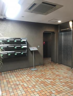 廣瀬第1ビルの内装