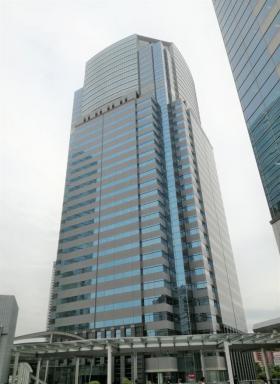 レンタルオフィス品川イーストワンタワーの外観写真