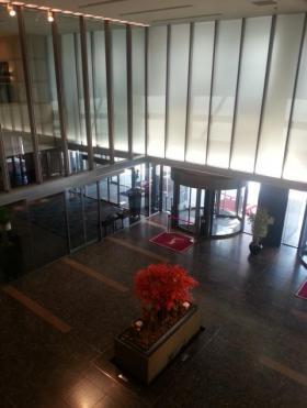 レンタルオフィス品川イーストワンタワーの内装