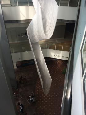 レンタルオフィス汐留芝離宮ビルの内装