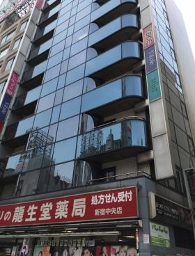 R・Sビルの外観写真
