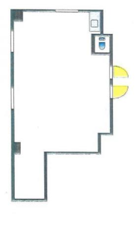 永谷テイクエイトビル:基準階図面
