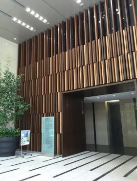 霞が関ビジネスセンターの内装