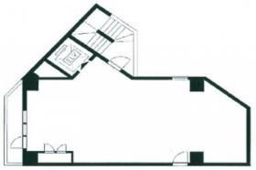 ザクセンビル:基準階図面