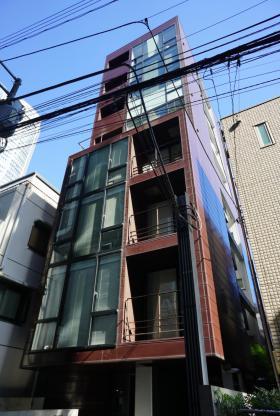 西麻布3243ビルの外観写真