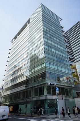サクセス銀座ファーストビルの外観写真
