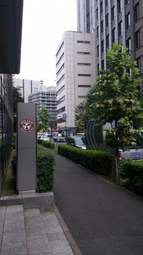 虎の門三井ビルディングの内装