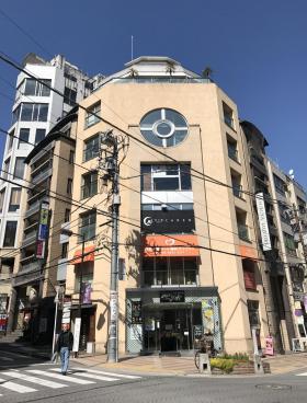 麻布十番ミレニアムタワーの外観写真