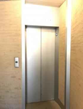 東銀座313ビルの内装
